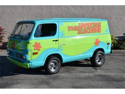 1969 Custom Scooby Doo