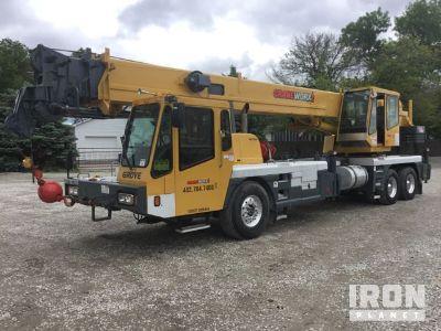 2000 Grove TMS540 Hydraulic Truck Crane