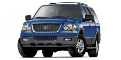 2006 Ford Expedition XLT (Red)