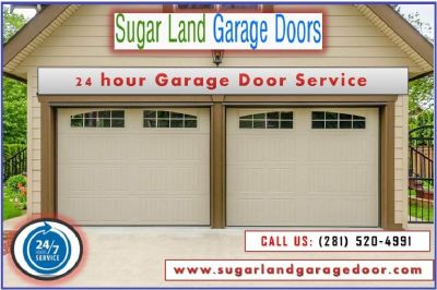 Immediate Garage Door Repair & Installation Services Sugarland TX 77498
