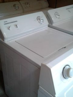 Kenmore washer and dryer delivered