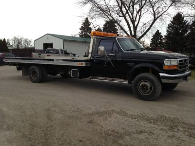 1995 Ford Wrecker Tow Vehicles Elkhorn, WI