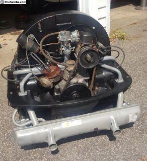 1962 engine stale air