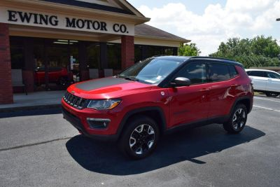 2018 Jeep Compass Trailhawk 4x4 (RED)