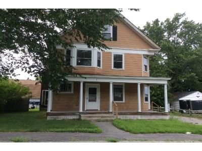4 Bed 1 Bath Foreclosure Property in Pepperell, MA 01463 - Prospect St