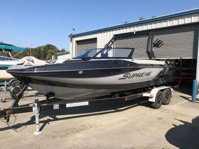 2018 Supreme S238 Ski and Wakeboard Boats Lakeport, CA