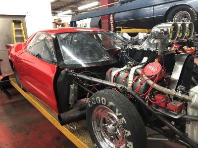 TopSportsman/Grudge Car