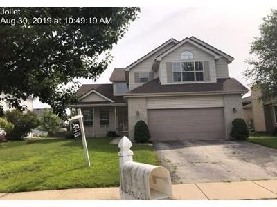 4 Bed 2.1 Bath Foreclosure Property in Plainfield, IL 60586 - Primrose Dr
