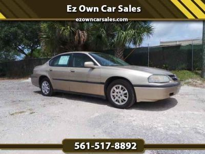 Used 2004 Chevrolet Impala for sale