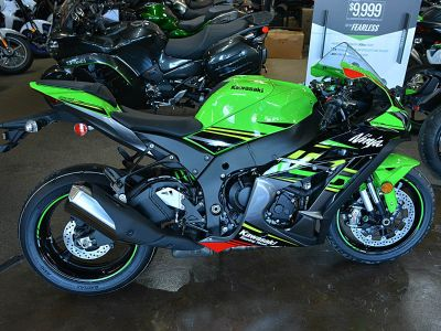 2019 Kawasaki Ninja ZX-10R KRT Edition Supersport Clearwater, FL