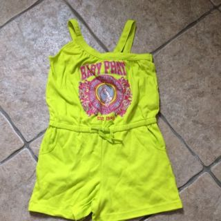 Adorable Girls Baby Phat Jumper size 5/6