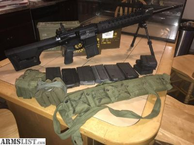 For Sale: Armalite AR-10 Super SASS .308 bundle!!!