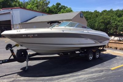 1997 Sea Ray 260 Signature