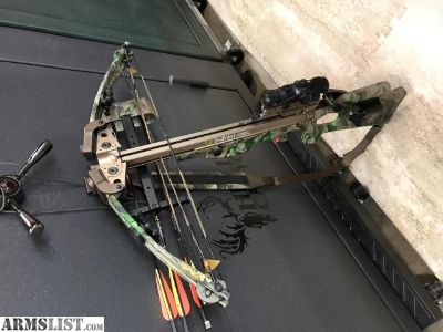 For Sale: TenPoint crossbow