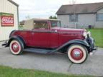 1932 Ford Cabriolet Flathead V8