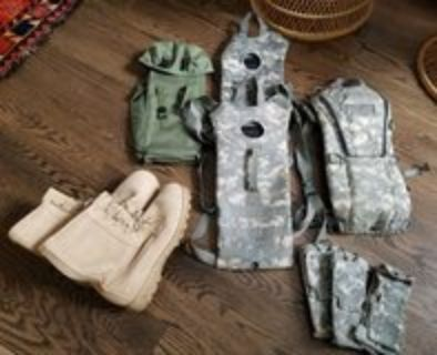 Miscellaneous Army equipment