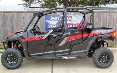 2018 Polaris General 4 1000 EPS Side x Side Utility Vehicles Katy, TX