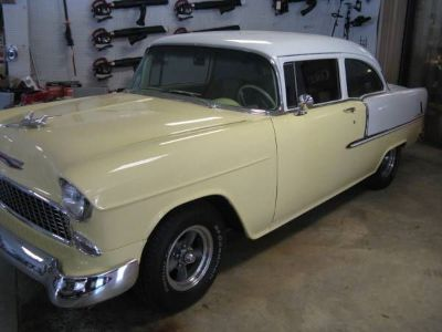 1955 Chevrolet Bel Air 210
