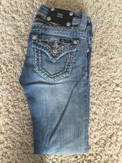 Miss Me Jeans - Boot, Size 24