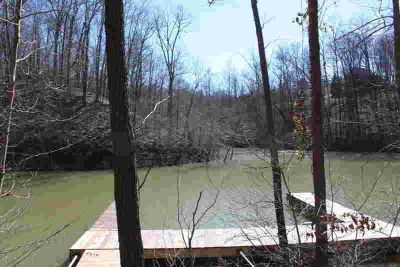 24-25 Laurel Ridge Rd Mammoth Cave, Two waterfront lots