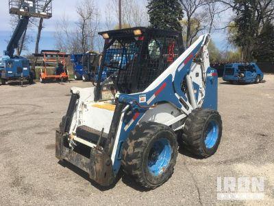 Bobcat 873 Skid-Steer Loader
