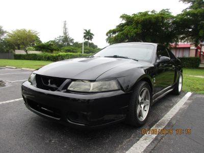 2004 Ford Mustang SVT Cobra (Black)