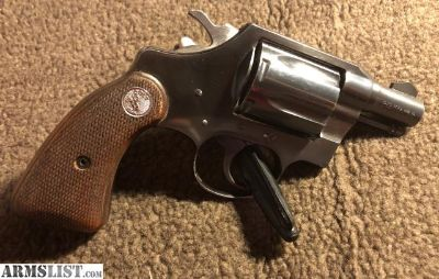 For Sale: Colt 38 Detective Special with box