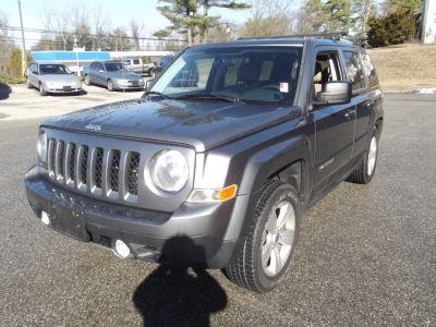 2012 Jeep Patriot Limited (Mineral Gray Metallic)