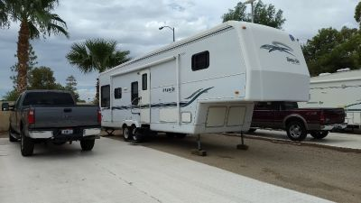 1999 Holiday Rambler ALUMA-LITE 34