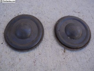 OG type 3 rubber plugs (under rear seat)