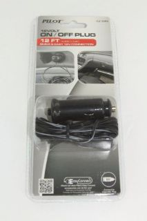 Find **NEW** Pilot 12 VOLT ON/OFF PLUG (12 ft. wire lead) [CZ-3066] motorcycle in Royse City, Texas, United States, for US $4.99
