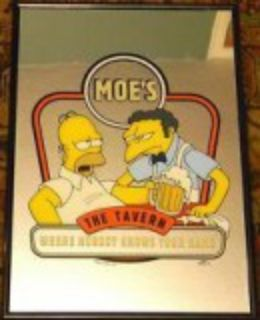 The Simpson s Wall Mirror