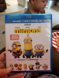 DVD disc only