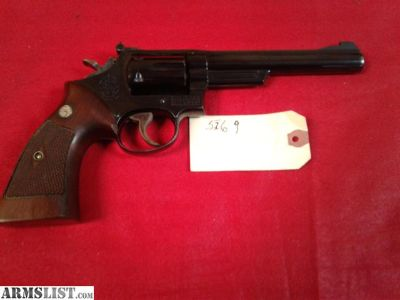 For Sale: S&W 19-2..... 6 inch