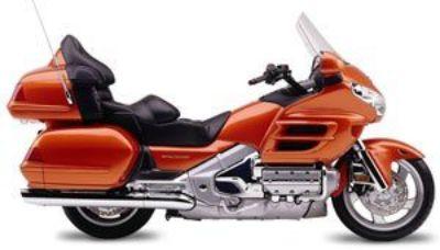 2002 Honda Gold Wing Touring Motorcycles Escanaba, MI