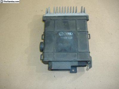 VW Vanagon engine computer 2.1 025906022