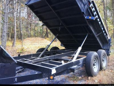 Griffin Dump Trailer Incredible opportunity