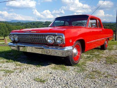 1963 Chevrolet Bel Air 409 dual fours 4 speed 525hp