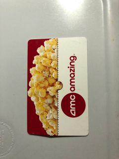 AMC amazing GIFT CARD