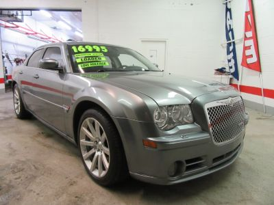 2006 Chrysler MDX SRT-8 (Silver Steel Metallic)