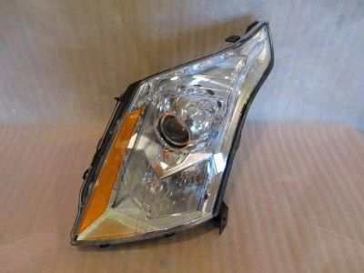 Purchase 10 11 12 13 14 CADILLAC SRX LEFT DRIVERS SIDE HID XENON HEADLIGHT ORIGINAL OEM motorcycle in Portland, Oregon, US, for US $495.00