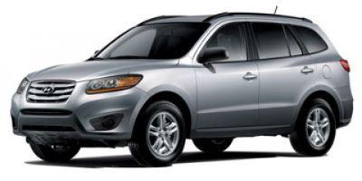 2010 Hyundai Santa Fe GLS (Harbor Gray Metallic)