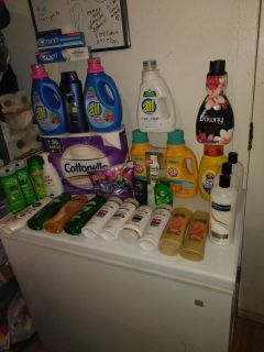 32 items household n personal care