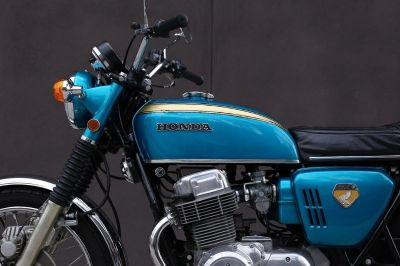 1969 Honda CB 750 Sandcast