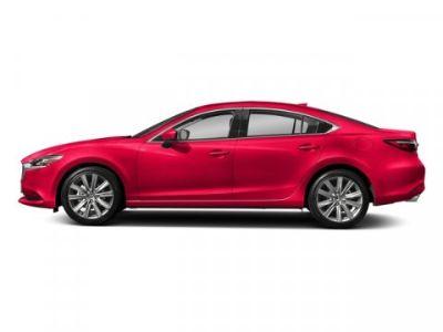 2018 Mazda Mazda6 Signature (Soul Red Crystal Metallic)