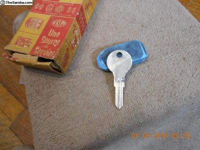 FS-VW NOS Key Blanks HF36