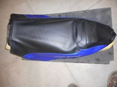 Buy 2011 Yamaha Apex Seat Cover Black & Blue XTX LE 14, 16, 17 motorcycle in North Branch, Michigan, United States, for US $125.00