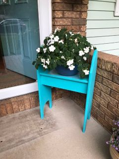 Bench/Plant stand