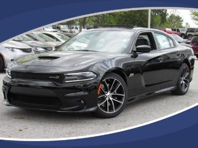 2018 Dodge Charger SRT8 Super Bee (Pitch Black Clear Coat)
