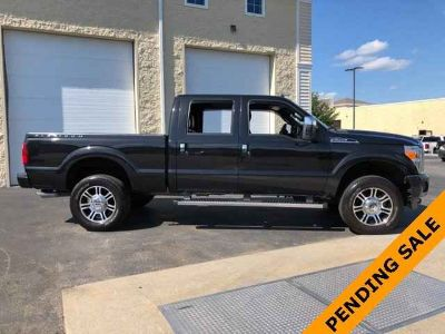 2014 Ford Super Duty F-250 SRW Platinum